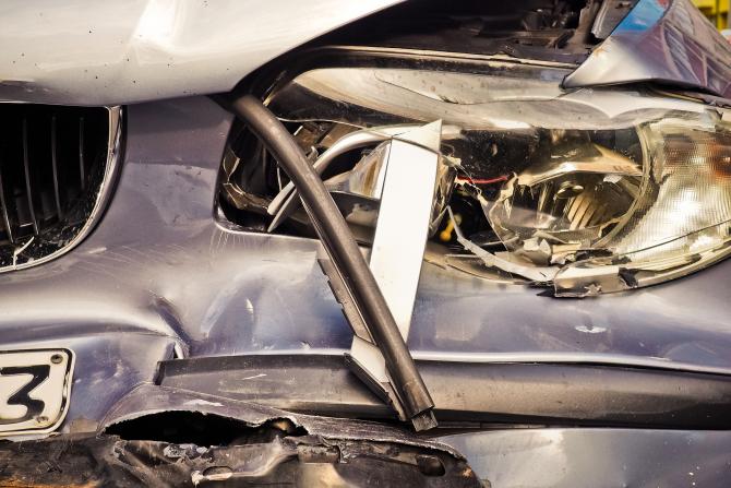 accident mașină