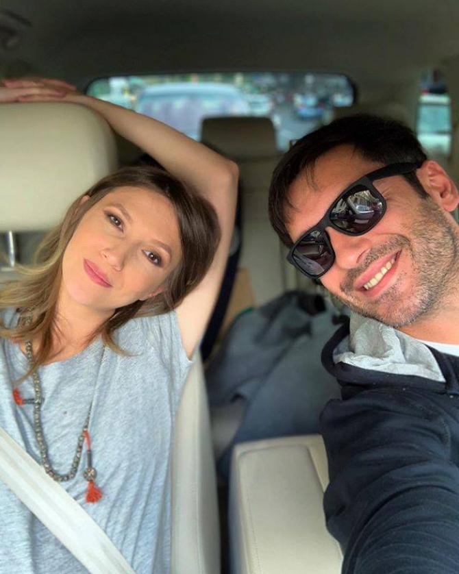 Adela Popescu și Radu Vâlcan