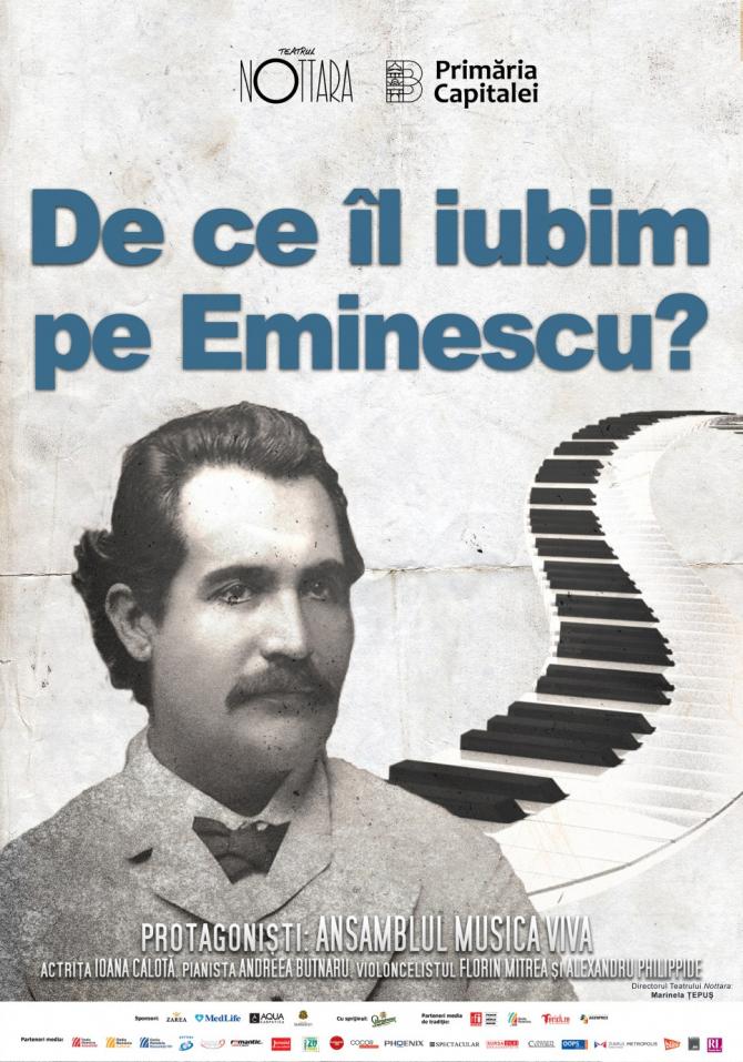 De ce îl iubim pe Eminescu