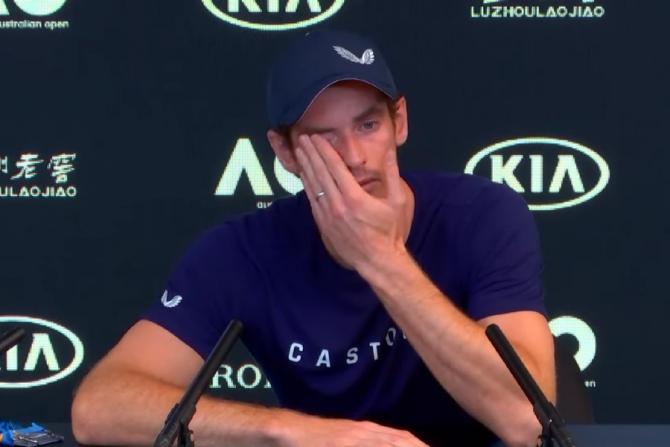 Andy Murray, cu ochii în lacrimi. Anunț dureros