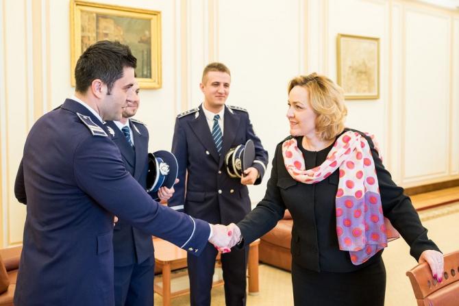 Carmen Dan a preluat șefia Afacerilor Interne ale Consiliului European