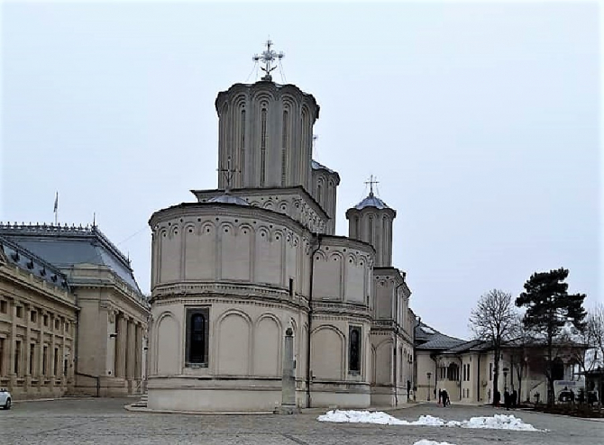 Aniversarea Unirii Principatelor Române - Te Deum în Catedrala Patriarhală
