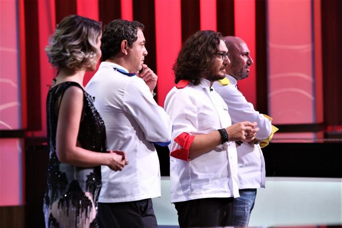 Chefi la cuțite semifinală sezon 6