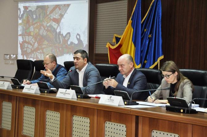 Dan Cristian Popescu, viceprimar Sector 2, sedință de Consiliu.