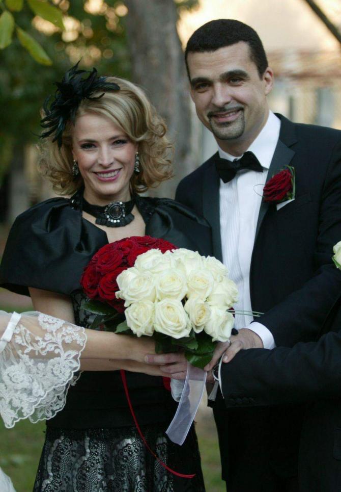 Monica Davidescu și Aurelian Temișan