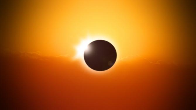 Eclipsă soare 2 iulie 2019