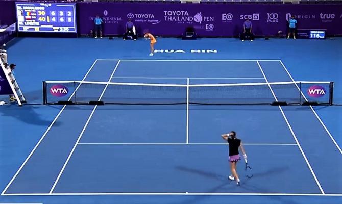 Monica Niculescu-Magda Linette, rezultat în turneul de la Hua Hin (Thailanda)