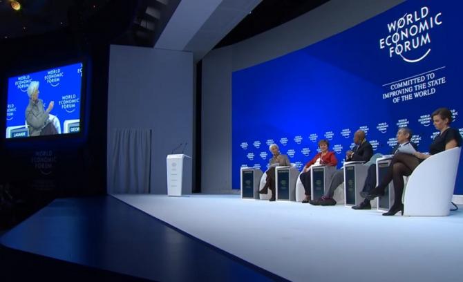 Davos, avertisment FMI: Riscul major pentru economia mondială