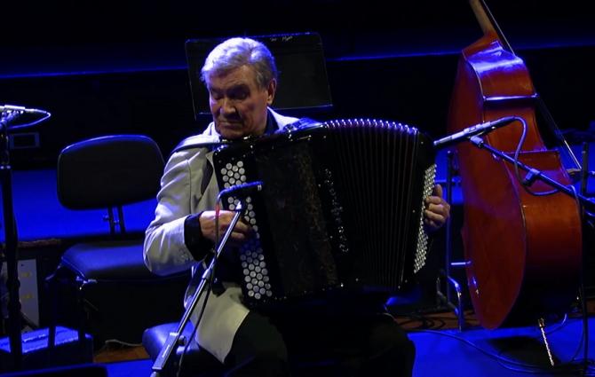 Marcel Azzola, legendarul acordeonist, a murit