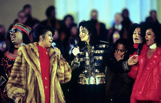 Michael Jackson, foto: @michaeljackson