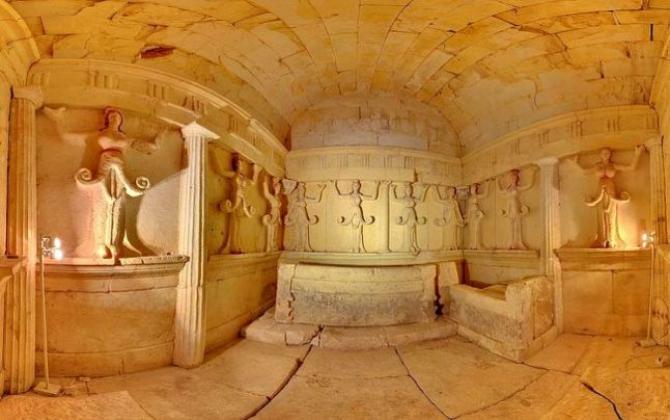 Necropolă romană