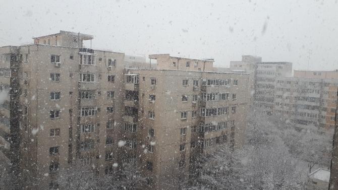 Ninsoare București