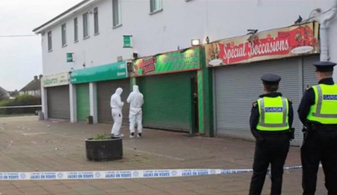 Atac armat în Dublin. Doi români, împușcați
