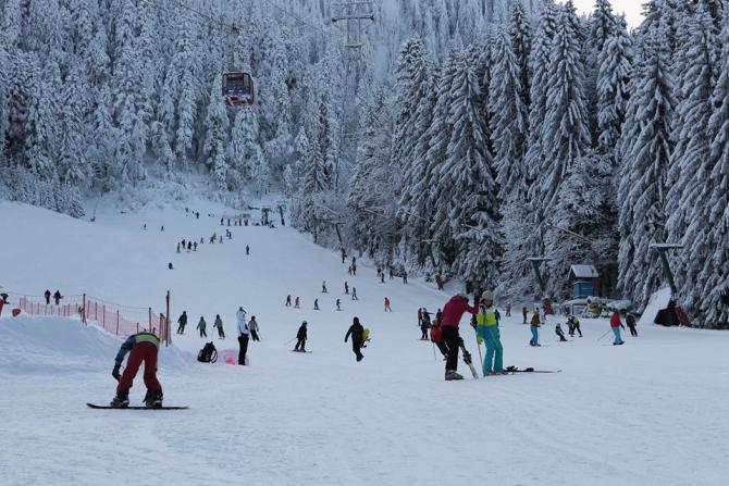 Sezonul de schi a fost prelungit