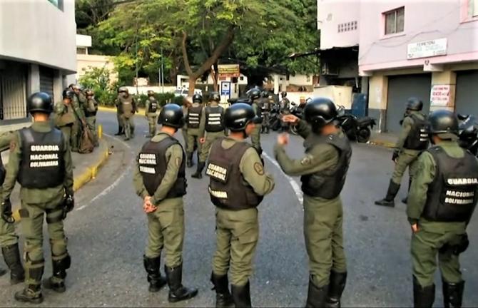 Protest-Venezuela