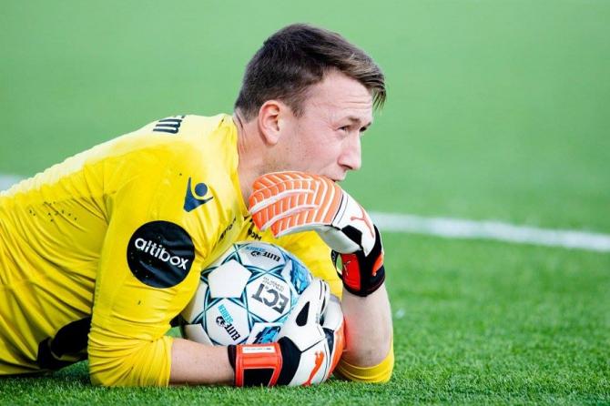 Dinamo a perfectat transferul portarului irlandez Sean McDermott
