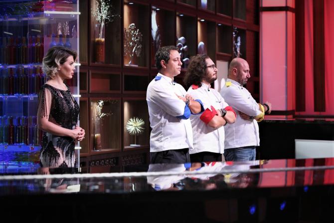 CÂȘTIGĂTOR Chefi la cuțite sezon 6