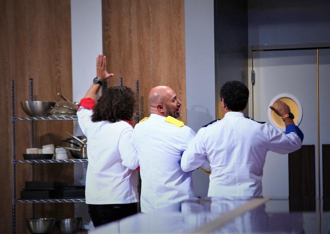 Chefi la cuțite semifinală 21 ianuarie 2019