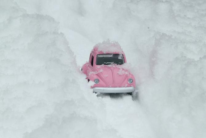 zăpadă trafic infotrafic
