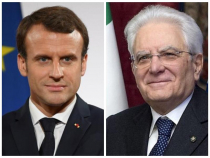 Tensiuni Franţa-Italia: Întâlnire între cei doi președinți