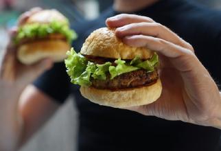 Obezitatea, influențată de dimensiunea porțiilor fast-food