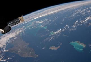 Pamântul, vedere din spațiu. foto: nasa.org