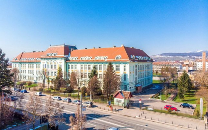 """Centenarul Colegiului Național ,,Horea, Cloșca și Crișan"""" din Alba Iulia"""