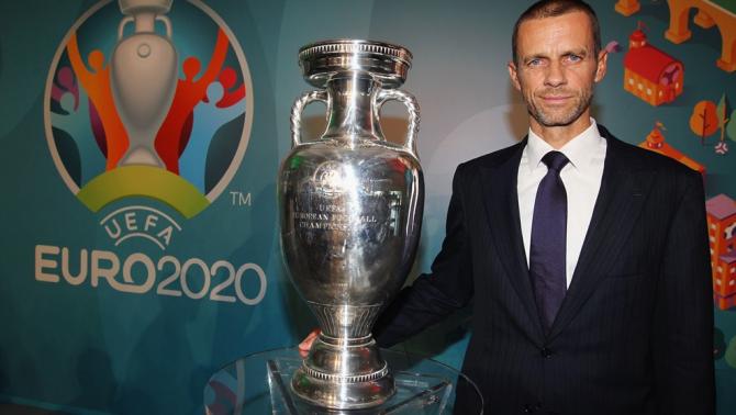 Aleksander Ceferin, presedintele UEFA
