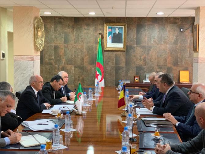Algeria, al treilea partener comercial al României în Africa, după Maroc şi Egipt