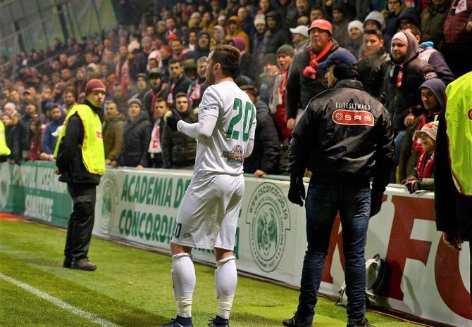 Liga 1 - primul meci oficial pe 2019. Concordia Chiajna - FC Botoşani, rezultat