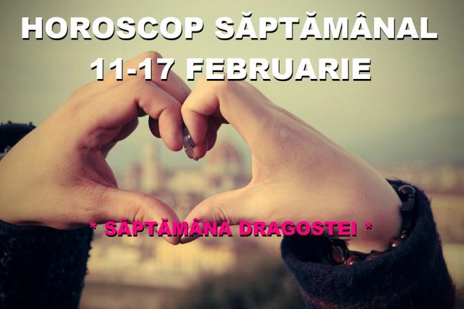 """Horoscop 11 - 17 februarie. Astrolog DCNews: """"Previziuni Săptămâna DRAGOSTEI pentru toți nativii"""""""