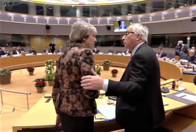 Juncker, primul semnal pentru amânarea Brexit-ului