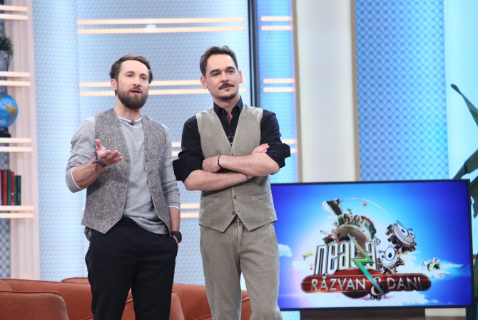 """""""Neatza cu Răzvan și Dani"""". Ce se întâmplă cu emisiunea de la 1 martie"""