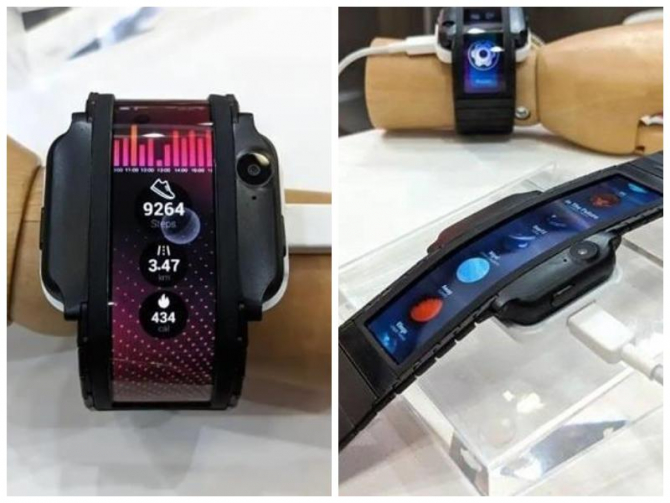 Premieră: Nubia Alpha, smartphone-ul care se poartă la încheietură