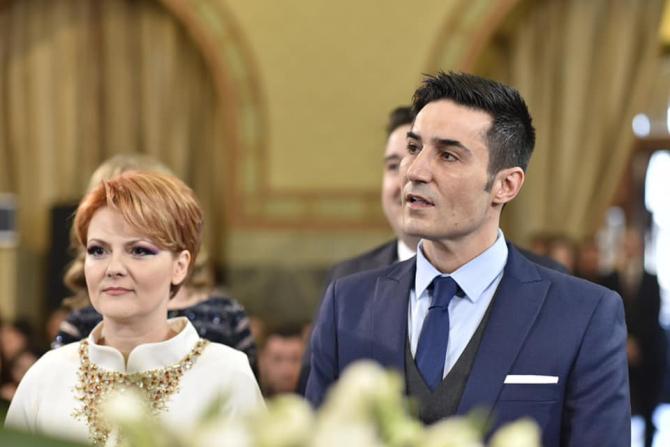 Olguța Vasilescu și Claudiu Manda