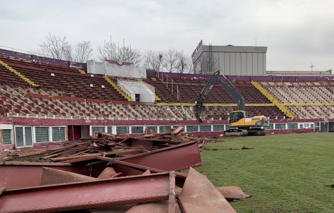 Stadion Rapid