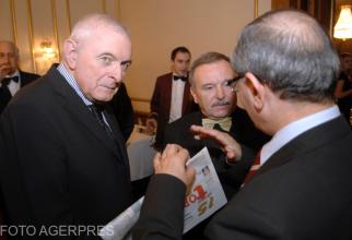 Adrian Vasilescu, consilierul Guvernatorului BNR, la Premiile de performanta Top Business.