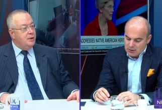 Bogdan Chirieac și Rareș Bogdan