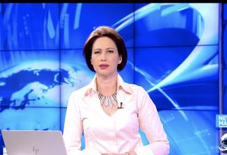 Mihaela Bîrzilă, la Antena 3, în emisiunea News Magazine