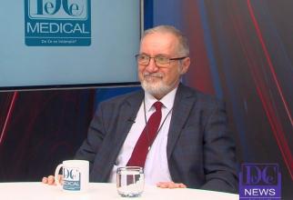 Prof.dr. Miron Bogdan va vorbi despre mai multe boli pulmonare la Academia de Sănătate