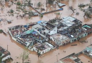 Inundatii - foto cu caracter ilustrativ