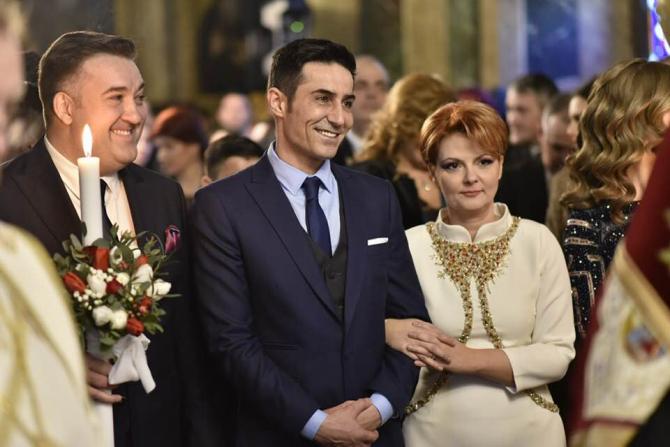 Nunta, Lia Olguța Vasilescu. FOTO: Facebook