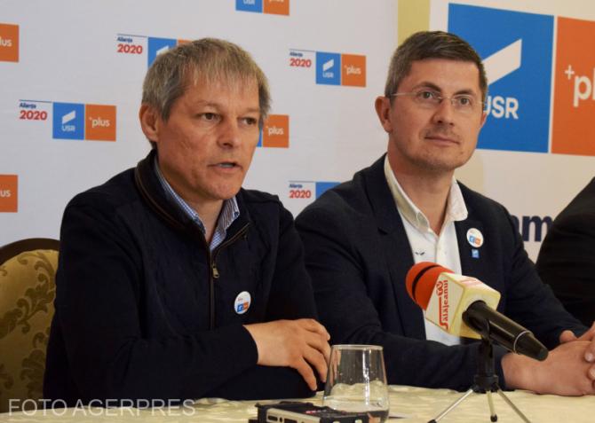 Dacian-Cioloș-și-Dan-Barna