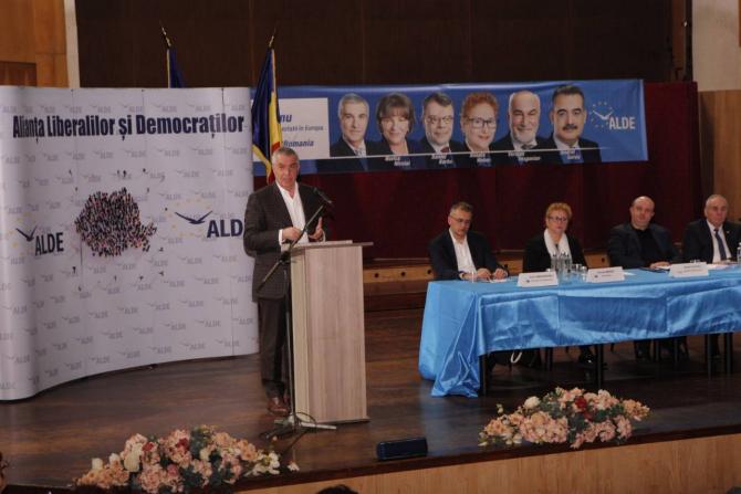 ALDE - Calin Popescu-Tariceanu
