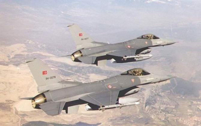 Avioane militare Turcia