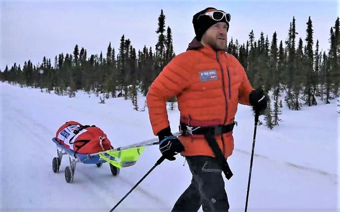 Ultra Maratonul Arctic 2019 - Avram Iancu, start la minus 50 de grade
