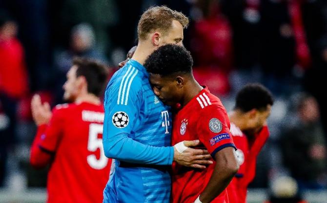 Bayern Munchen, eliminare din Liga Campionilor. foto: @fcbayern.en / facebook