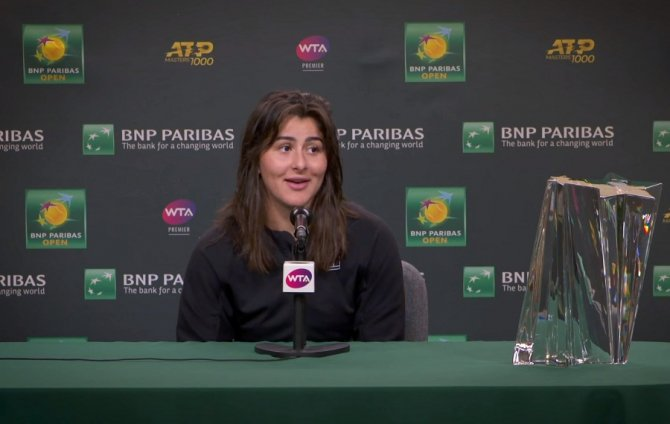 Bianca Andreescu, declarație după victoria cu Irina Begu: Cu cât e mai grea lupta...