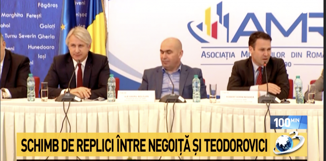 Teodorovici - Negoita