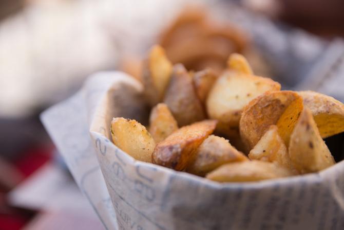 Dieta cu cartofi